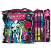 Πορτφόλιο Sprayfitti Monster High
