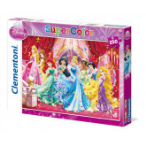 Παζλ Clementoni 250 S.C Disney-Princess The Dance