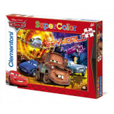 Παζλ Clementoni 250 S.C Disney-Cars Spyworld