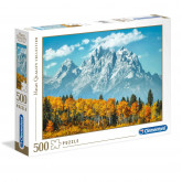Παζλ Clementoni 500 H.Q Grand Teton In Fall