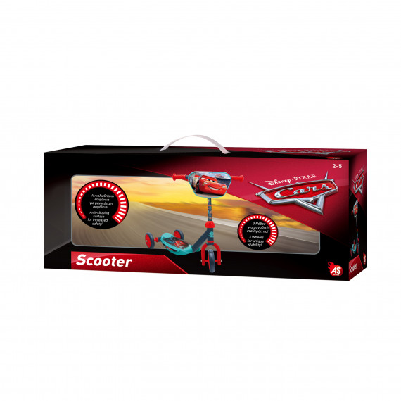 SCOOTER CARS (50163)