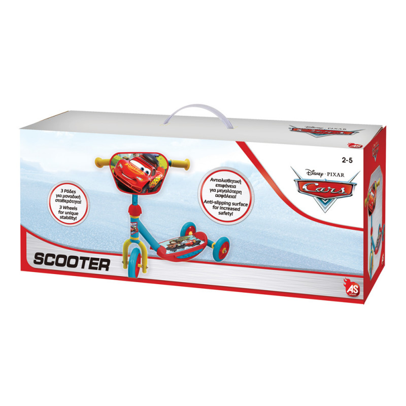 SCOOTER CARS (50214)